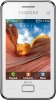 Samsung Star III Duos S5222 White