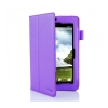 Чехол книжка для Asus MeMO Pad ME172V Skinbox Standard Фиолетовый
