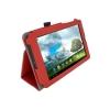 Чехол книжка для Asus MeMO Pad ME172V Skinbox Standard Красный