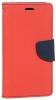 Чехол книжка для Asus ZenFone Selfie ZD551KL Skinbox MS Красный