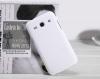 Чехол накладка для Samsung Galaxy Trend 3 Nillkin Super Frosted Shield Белый