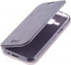 Чехол книжка для Samsung Galaxy J1 SM-J100FN Skinbox Lux Черный
