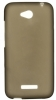 Силиконовый чехол для HTC Desire 616 Dual Sim TPU Серый матовый