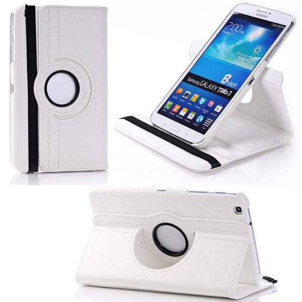 Skinbox для Samsung Galaxy Tab 3 8.0 SM-T3100 Rotation 360 Белый