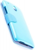 ����� ��� HTC One mini Nillkin Fresh Series Leather Case �����