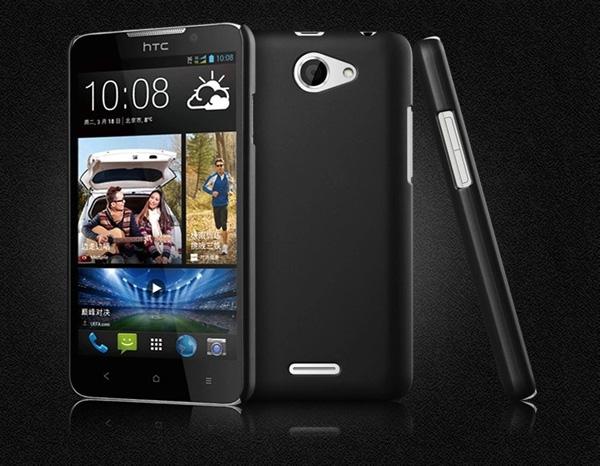 Skinbox для HTC Desire 516 Dual Sim Shield 4People Черный