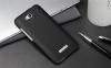 Чехол накладка для HTC Desire 616 Dual Sim Skinbox Shield 4People Черный