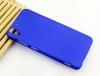 Чехол накладка для HTC Desire Eye Skinbox Shield 4People Синий