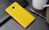 Чехол накладка для Samsung Galaxy Core 2 SM-G355H Skinbox Shield 4People Желтый