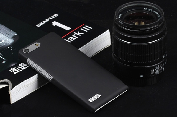 Skinbox для Huawei Ascend G6 Shield 4People Черный