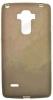 Силиконовый чехол для LG V10 H961 TPU Серый матовый