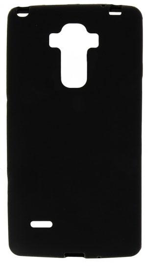 TPU Силиконовый чехол для LG V10 H961 Черный матовый