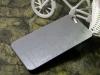 Чехол накладка для Xiaomi Mi Note Pro Чехольчикофф Люкс Серебряный
