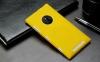 Чехол накладка для Nokia Lumia 830 Skinbox Shield 4People Желтый