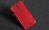 Чехол накладка для Alcatel Idol 2 6037Y Skinbox Shield 4People Красный