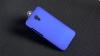 Чехол накладка для Alcatel Idol 2 6037Y Skinbox Shield 4People Синий