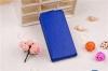 Чехол книжка для Alcatel POP 2 5042D Skinbox Синий