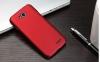 Чехол накладка для LG L90 D410 Skinbox Shield 4People Красный