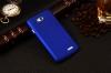 Чехол накладка для LG L70 D325 Skinbox Shield 4People Синий