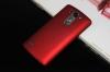 Чехол накладка для LG G3 s D724 Skinbox Shield 4People Красный