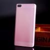 Чехол накладка для Xiaomi Mi Note Pro Чехольчикофф Алюминиевый Светло розовый