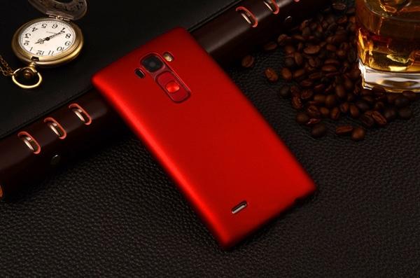 Skinbox для LG G Flex 2 Shield 4People Красный
