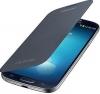 Чехол книжка для Samsung Galaxy S4 i9500 Skinbox Черный