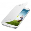Чехол книжка для Samsung Galaxy S4 16Gb i9500 Skinbox Replica Белый