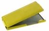 Чехол книжка для Lenovo P70 UpCase Желтый