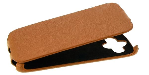 Armor Case для Samsung Galaxy Core Prime SM-G360H Slim Оранжевый флотер
