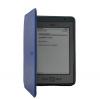 Чехол книжка для Amazon Kindle 4 5 Skinbox With Light Синий