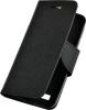 Чехол книжка для Asus ZenFone C (ZC451CG) Skinbox MS Черный