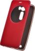 Чехол книжка для Asus Zenfone 2 Laser ZE500KL Skinbox MS AW Красный