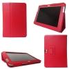 Чехол книжка для Samsung Galaxy Note 10.1 N8000 Skinbox Standard Красный