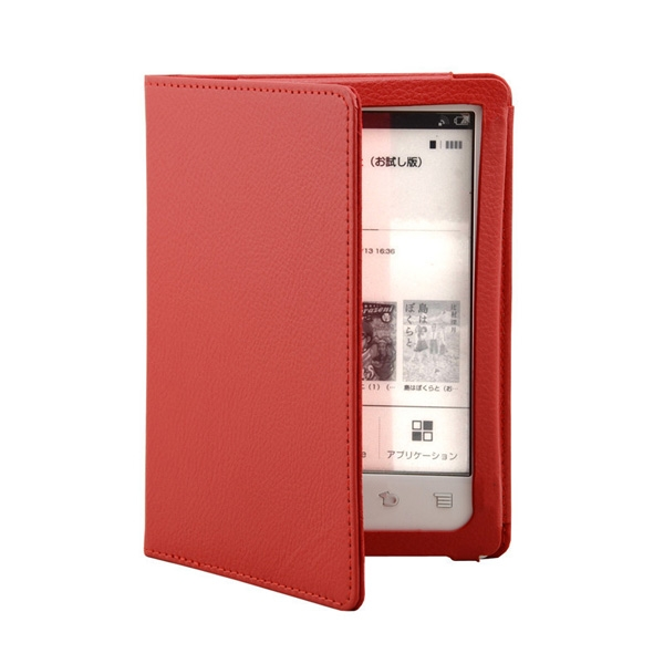 Skinbox для Sony PRS-T3 Standard Красный