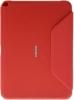 Чехол книжка для Samsung Galaxy Note 10.1 N8000 Skinbox Красный