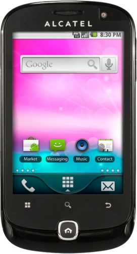 Alcatel OneTouch 990 Carbon