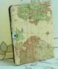 ����� ������ ��� Samsung Galaxy Tab 3 10.1 P5200 Skinbox Maps Case �������