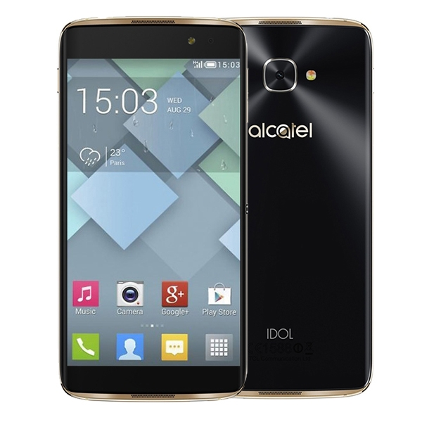 Alcatel Idol 4S 6070K Gold