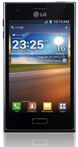 LG Optimus L5 E612 Black