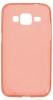 Силиконовый чехол для Samsung Galaxy Core Prime SM-G360H TPU 0.5мм Красный глянцевый
