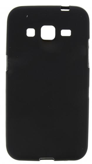 TPU Силиконовый чехол для Samsung Galaxy Core Prime SM-G360H Черный матовый