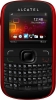 Alcatel OT385D Cherry red