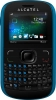 Alcatel OT-813D Cyber Blue