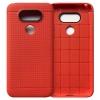 Силиконовый чехол для LG G5 Чехольчикофф Премиум Красный