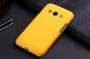 Чехол накладка для Samsung SM-G318H Galaxy Ace 4 Neo Skinbox Shield 4People Желтый