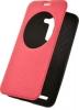 Чехол книжка для Asus Zenfone 2 Laser ZE550KL Mercury Case AW Красный