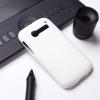 Чехол накладка для Alcatel OneTouch Pop C5 5036D Skinbox Shield 4People Белый