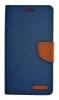Чехол книжка для Asus Zenfone 2 Laser ZE550KL Mercury Case Синий