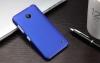 Чехол накладка для Nokia Lumia 630 Dual sim и для Nokia Lumia 635 Skinbox Shield 4People Синий
